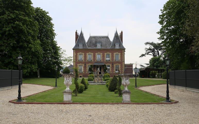Criquebeuf-sur-Seine的民宿