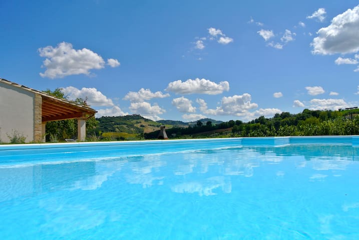 Servigliano的民宿