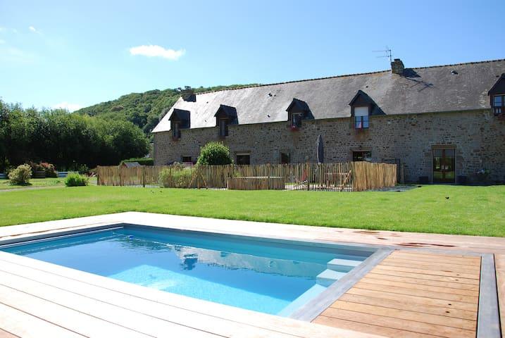 Cottage La Bergerie Mont Saint Michel