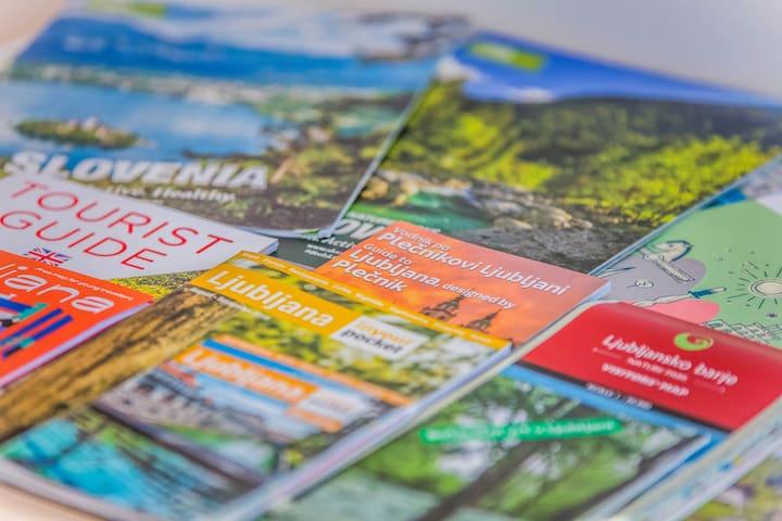 Mateja's guidebook MUST SEE