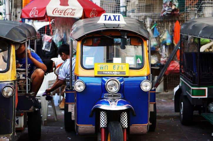 Visiting Bangkok by n'Dee