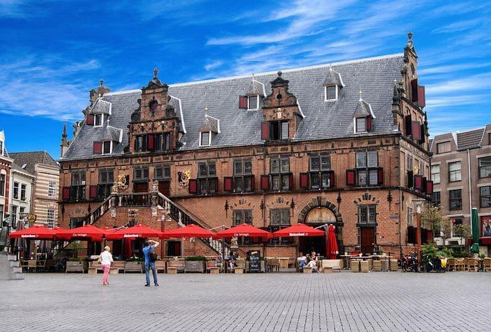 Guidebook for Nijmegen