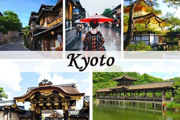 Guidebook for Kyoto- Kogane-an