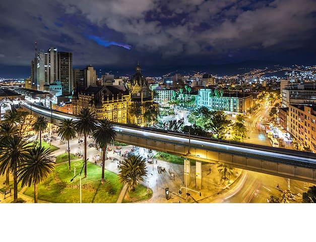 Enjoy in Medellin!