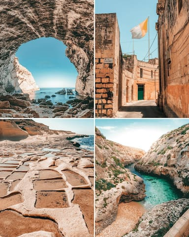 20 Places You Must See in Malta