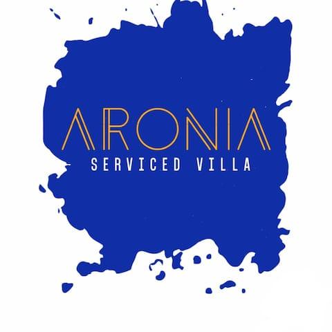 Aronia Villa guidebook