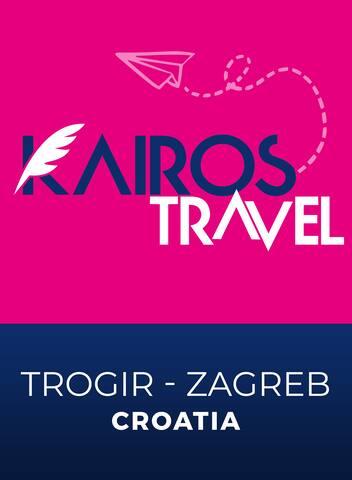 Kairos Travel's guidebook