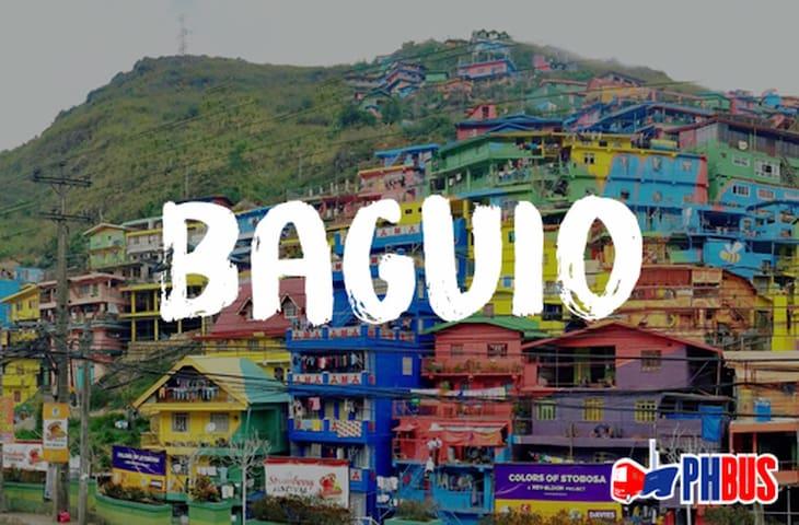 Guidebook for Baguio