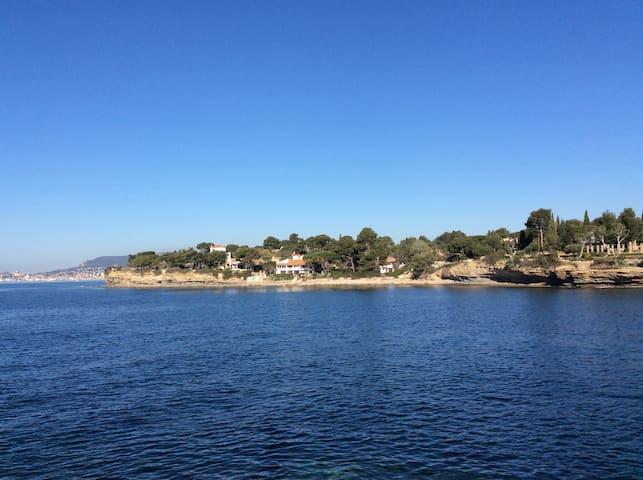 CosyProvence à Saint-Cyr-sur-Mer