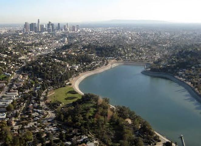 Guidebook for Silver Lake Los Angeles