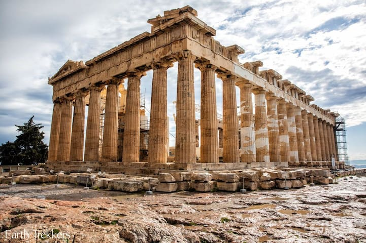 Recommendations for places to visit in Athens