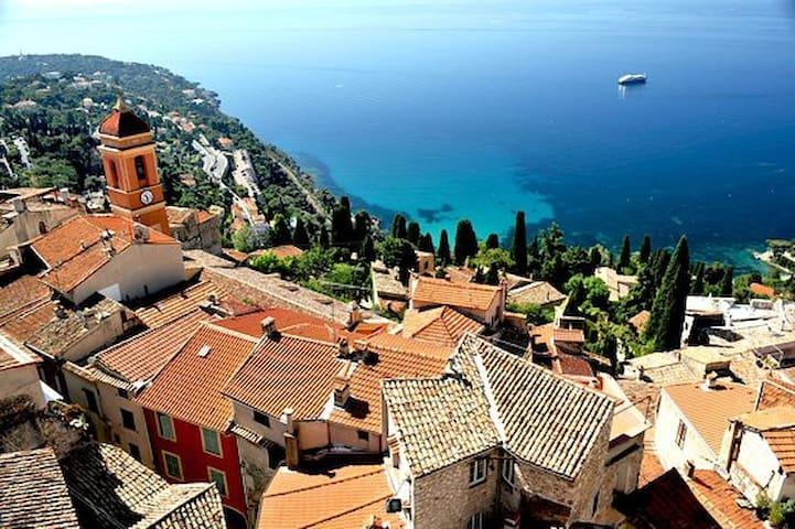 Guide de visites pour Roquebrune-cap-martin