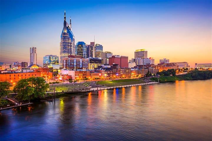 Guidebook for Nashville