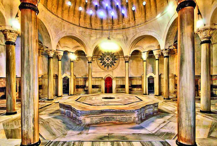 Spa & Turkish Bath