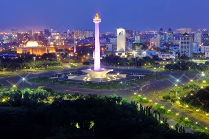 Maria's Guidebook of Jakarta