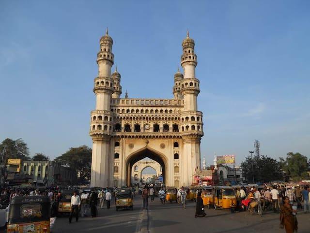 Guidebook for Hyderabad