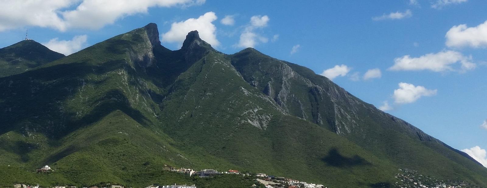 Monterrey的度假屋