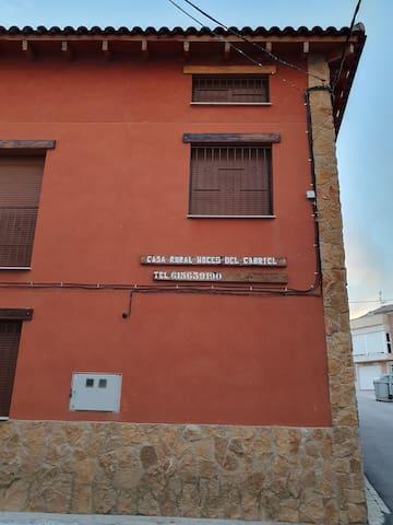 Villargordo del Cabriel的民宿