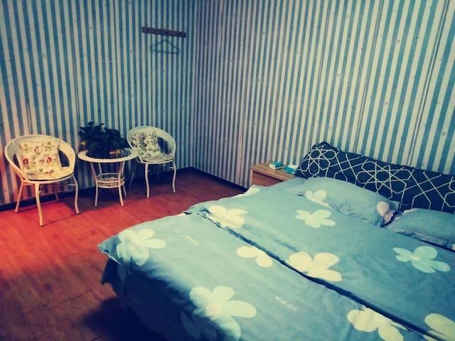 Jinchang的民宿