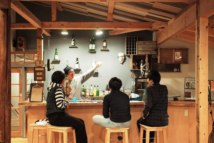 Otari, Kitaazumi-gun的民宿