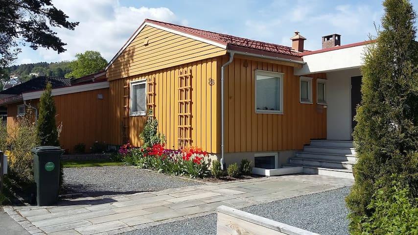 特隆赫姆(Trondheim)的民宿