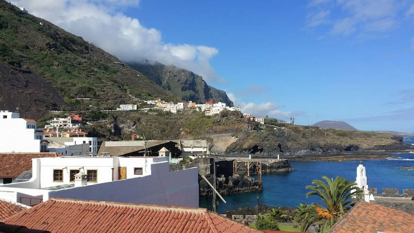 Ático con terraza Anexa, Garachico.