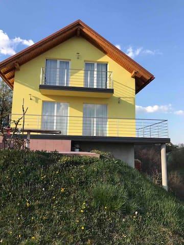 Gradišča的民宿