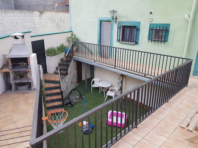 Villalba Baja的民宿