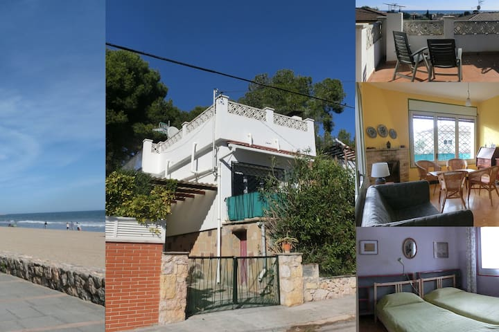 Cozy 3 bedroom detached house with roof terrace