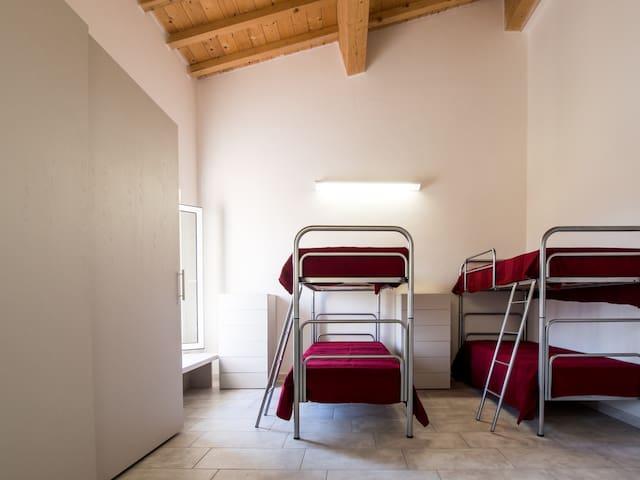 卡潘诺里的民宿