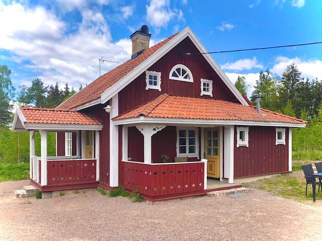 Grägarp的民宿