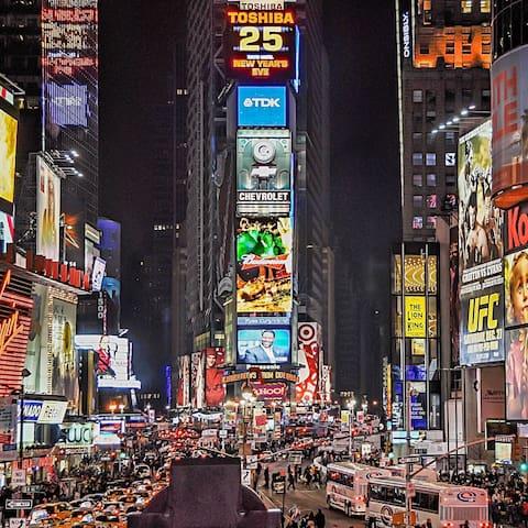 纽约的民宿