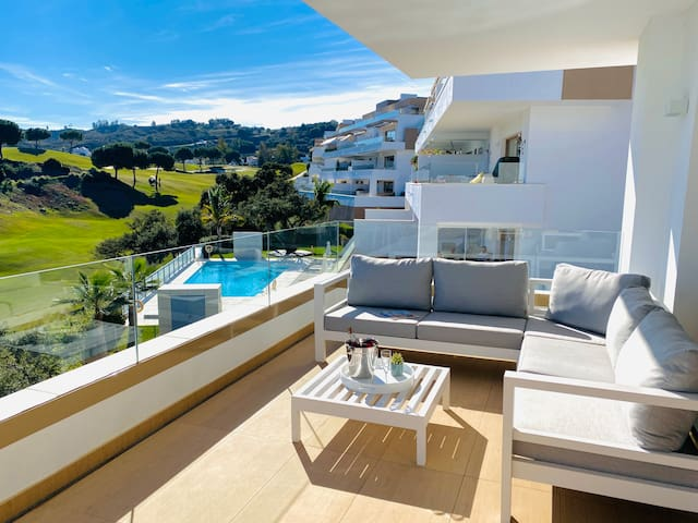 11 Appartement sur le Golf de la Cala Resort,Mijas