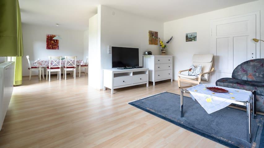 Landhaus Riedl Wohnung Arnspitz