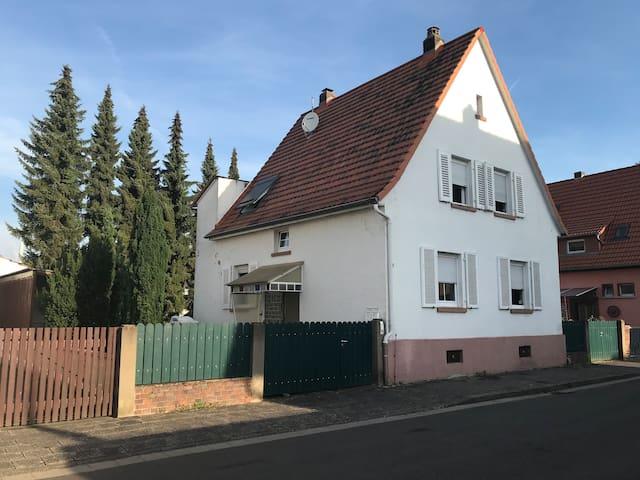 Großkrotzenburg的民宿