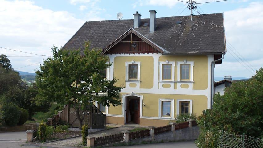 Kirchberg ob der Donau的民宿
