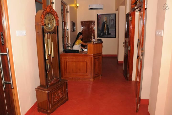 Economy Room With Comfortable Stay at Trivandrum