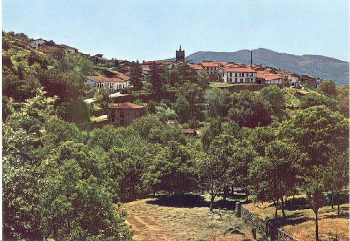 Puerto de Béjar的民宿