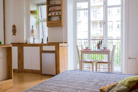Cosy Studio Apartment in Vesterbro