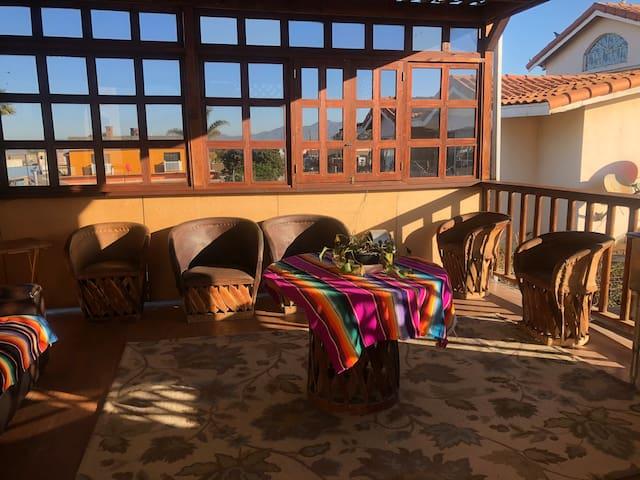 Ensenada的民宿