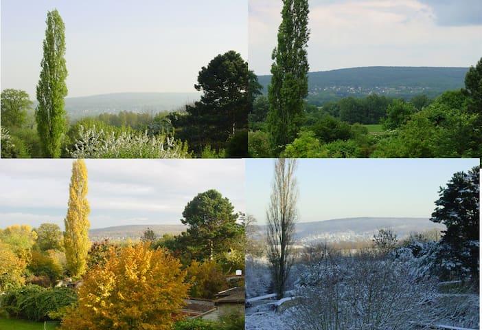 Nerville-la-Forêt的民宿