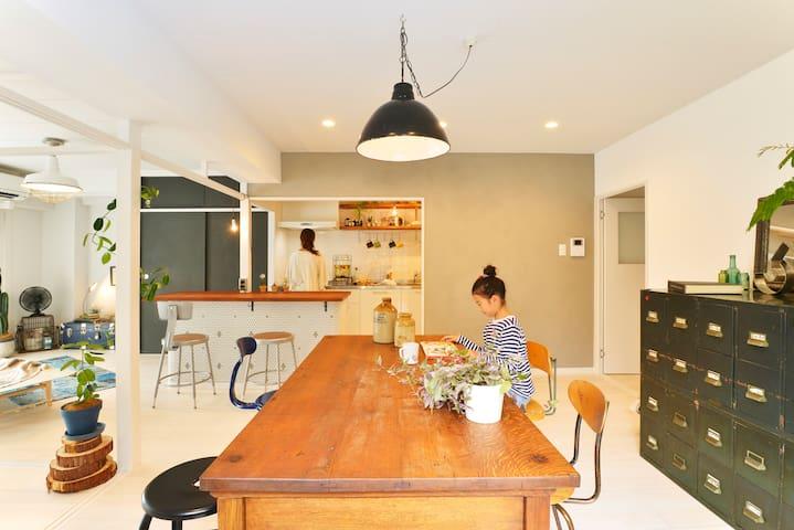 Condominium/Kofu Renovation 201/Wifi