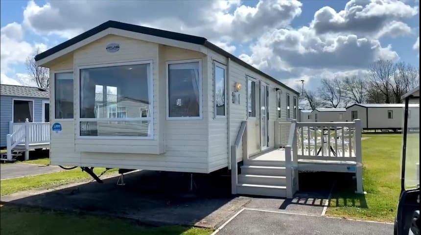 Burnham-on-Sea的民宿