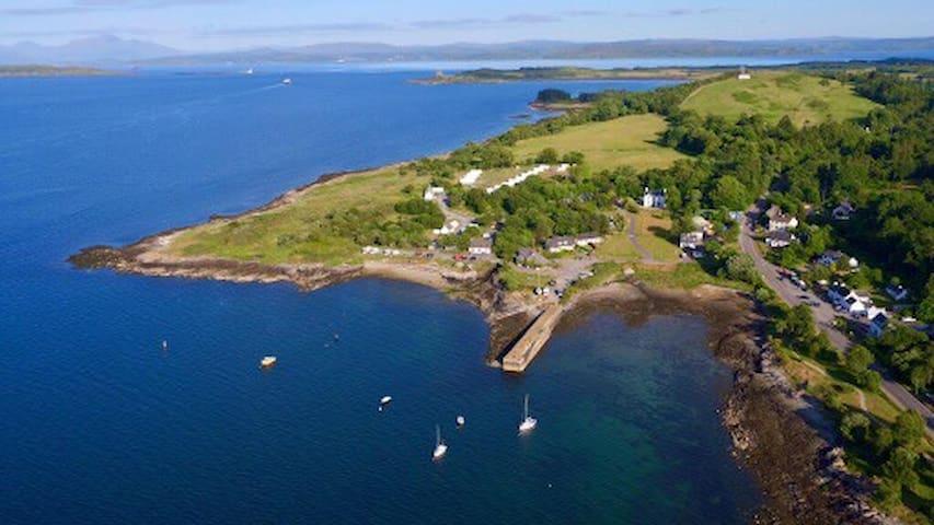 Isle Of Mull的民宿