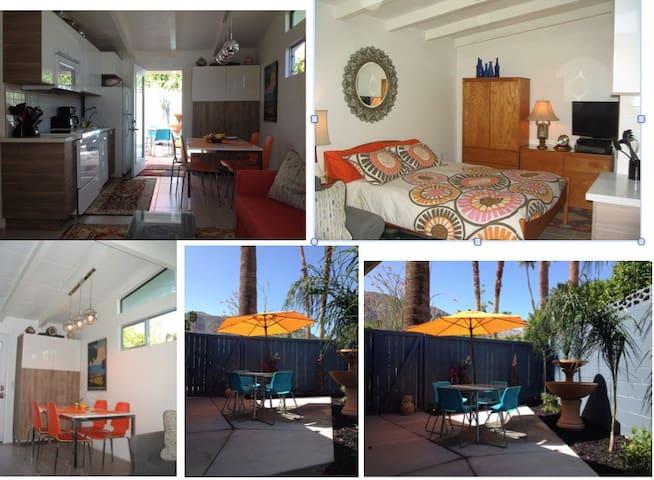 兰乔米拉(Rancho Mirage)的民宿