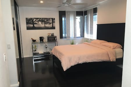 STYLISH MASTER BEDROOM  WITH NEW PRIVATE BATHROOM