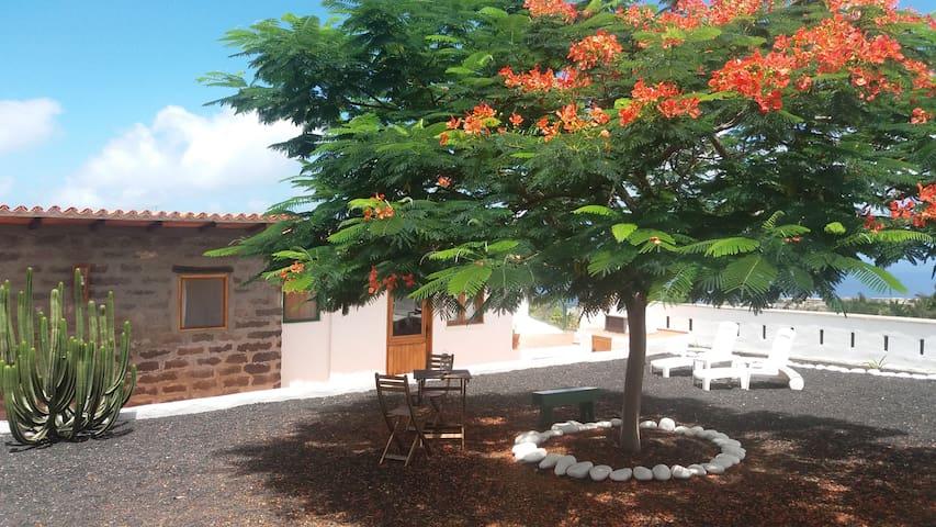 Guidebook for Cabaña Rural Lomo Blanco