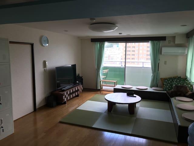 Tokushima-shi的民宿