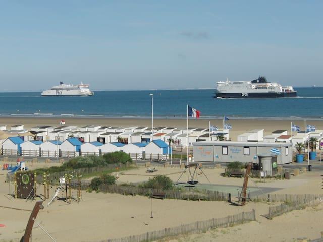 加来(Calais)的民宿
