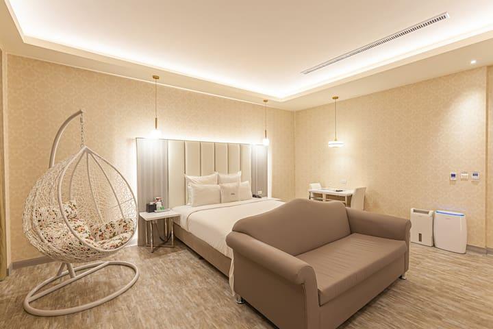 百老匯旅館 豪華雙人房